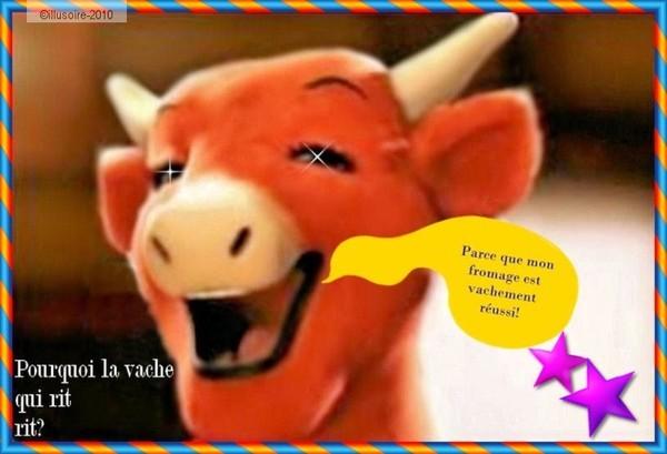 La vache centerblog - Vache dessin humour ...